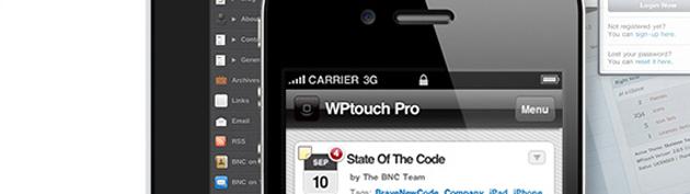 Wordpress Smartphone 630