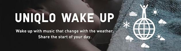 UNIQLO WAKE UP 1 630