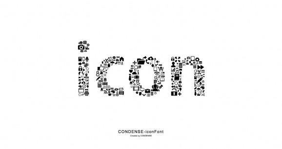 CONDENSE-iconFont 2