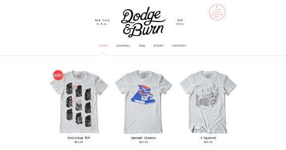 Dodge Burn