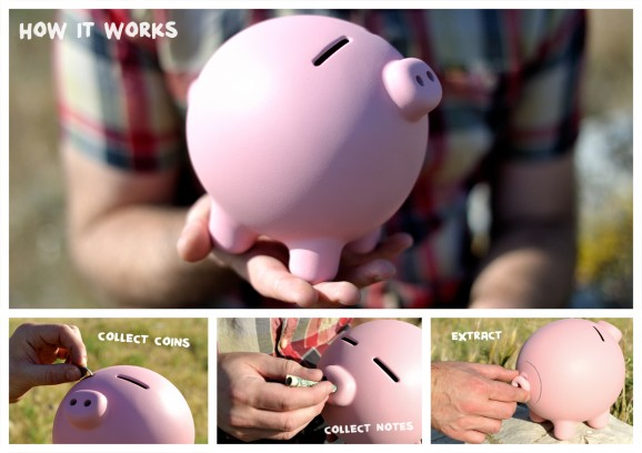 PURK MONEYBOX 3