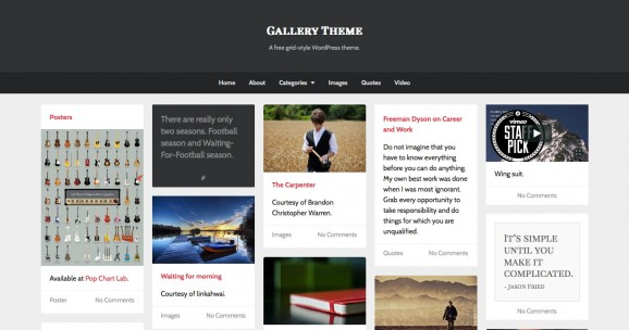 UpThemes Gallery 2
