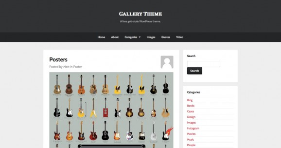 UpThemes Gallery 5