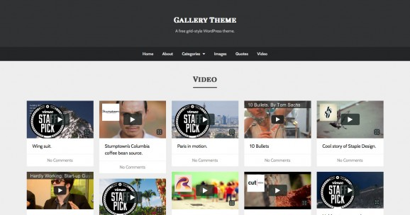 UpThemes Gallery 6