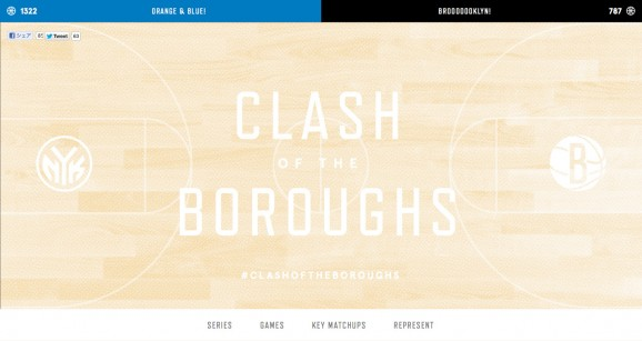 Clash of the Boroughs