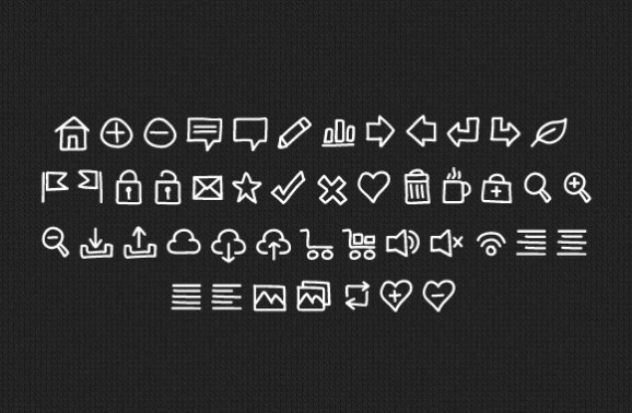 Handy Icons Vol2