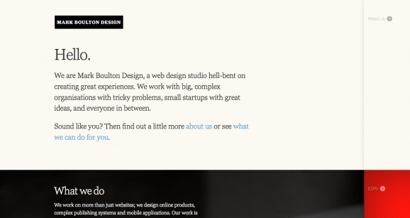 Mark Boulton Design