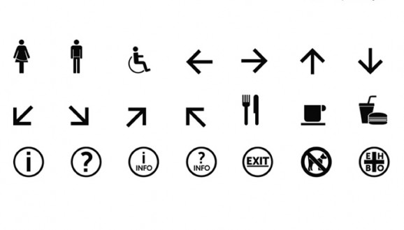 Symbol Signs collection