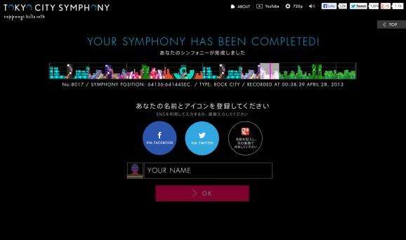 TOKYO CITY SYMPHONY 9