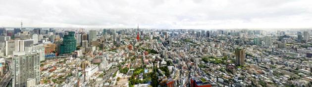 Tokyo Roppongi Gigapixel 1 630