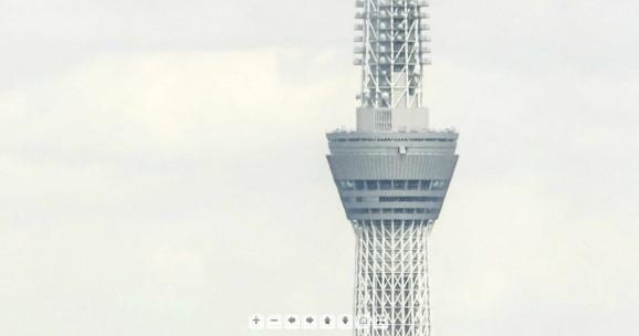 Tokyo Roppongi Gigapixel 4