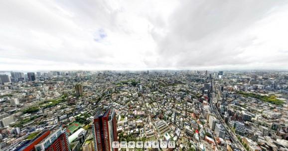 Tokyo Roppongi Gigapixel 5