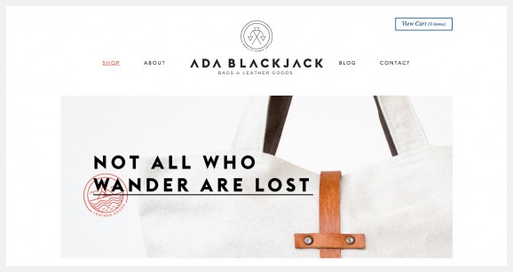 Ada Blackjack Shop