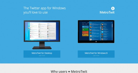 MetroTwit