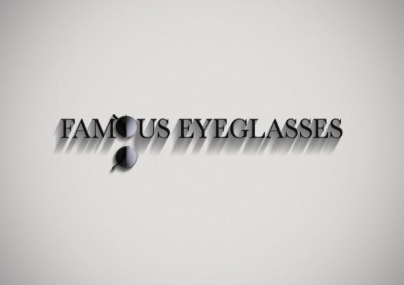 Famous Eyeglasses 1