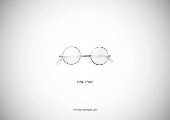 Famous Eyeglasses 3