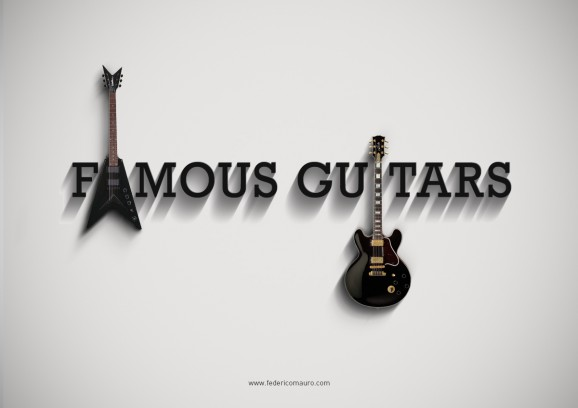 Famous Guitars 1