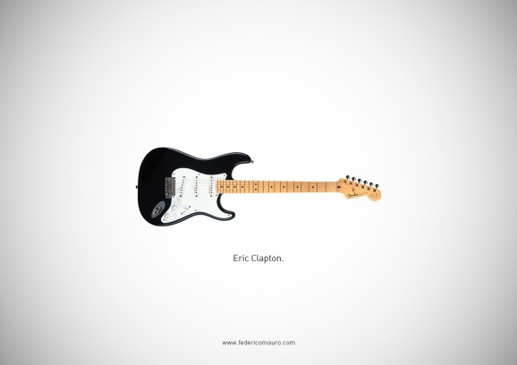 Famous Guitars 2