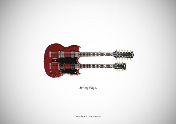 Famous Guitars 4