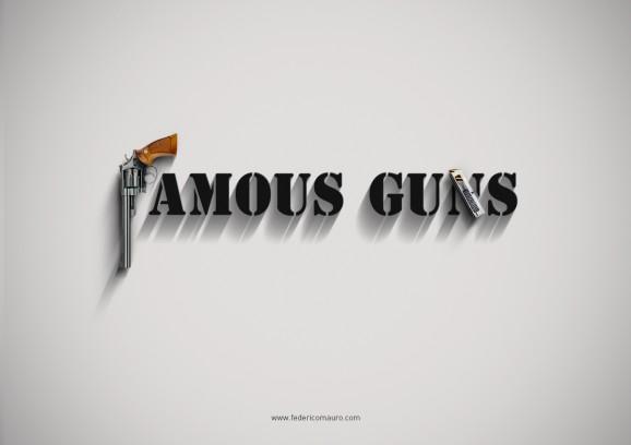 Famous Guns 1