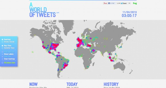 a world of tweets 1