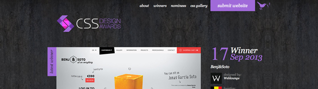 50 Design Gallery Sites 2013