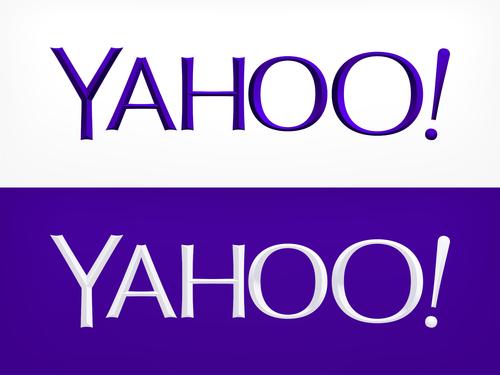 New Yahoo Logo 2