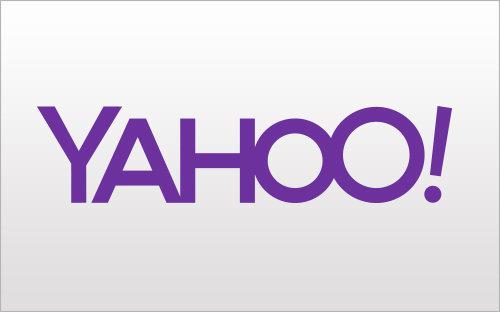New Yahoo Logo Day 1