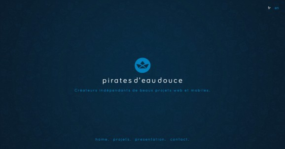 Pirates deau douce