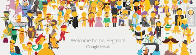 Google Maps Pegman 1