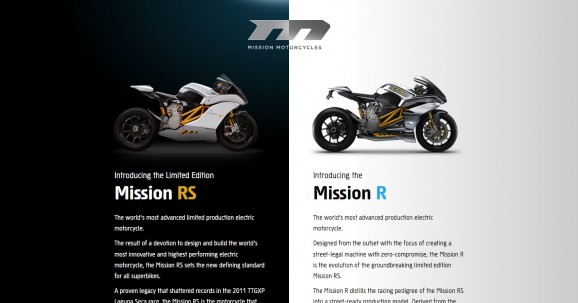 Mission Motorcycles