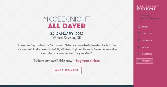 MK Geek Night All Dayer