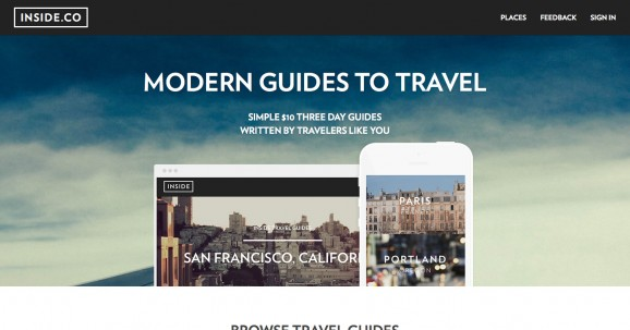 Inside Travel Guides