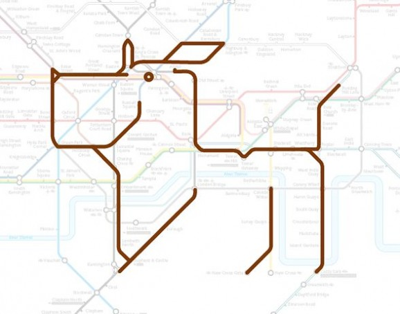 Animals on the Underground 7