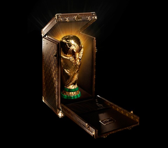 Louis Vuitton World Cup Case
