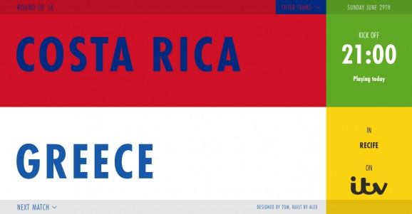 World Cup 2014 Fixtures 2