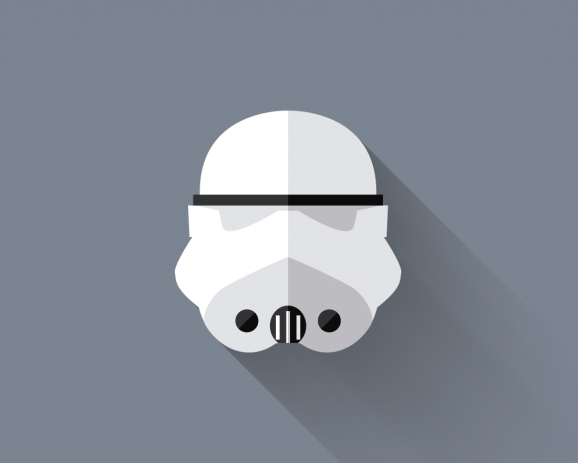 Star Wars Flat Design Icons 6