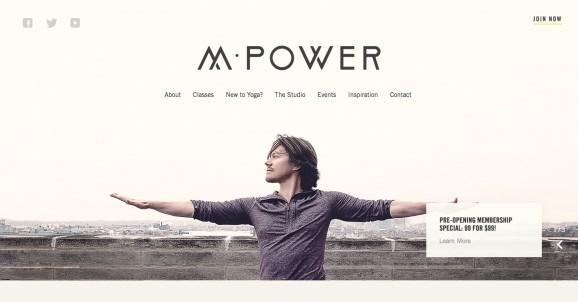 M Power Yoga