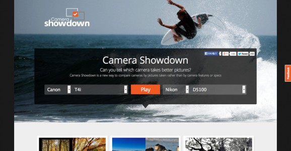 Camera Showdown 2