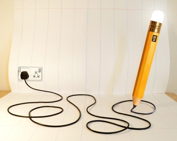 HB Lamp 8