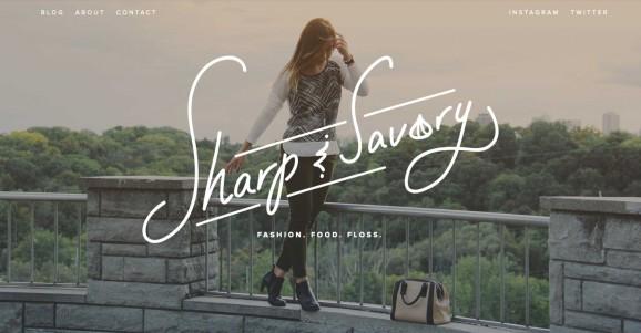 Sharp Savory
