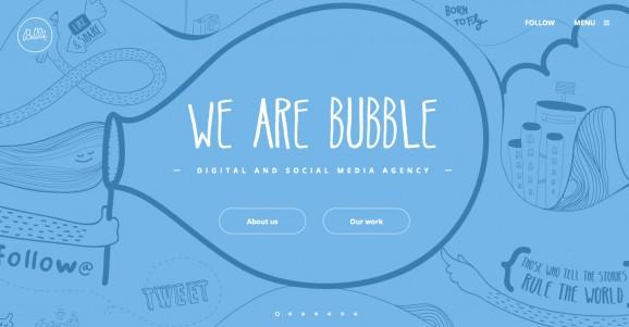 Follow Bubble
