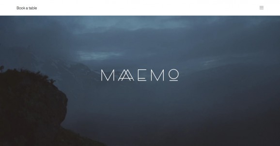 Maaemo
