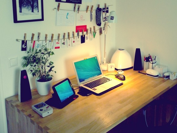 Workspace update2 by Paul Grill
