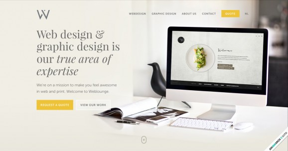 Web design Weblounge