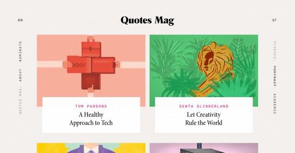 Quotes Magazine