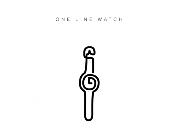 One line 4