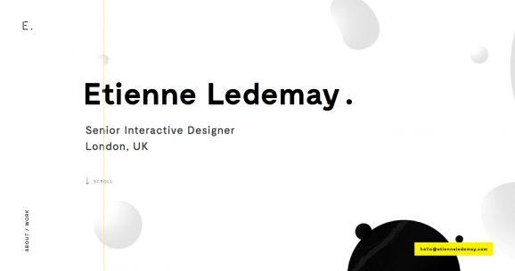 Etienne Ledemay
