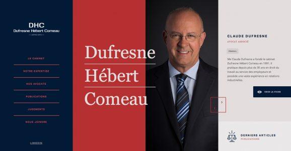 Dufresne Hebert Comeau