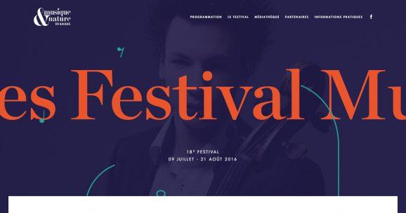 Festival Musique Nature en Bauges